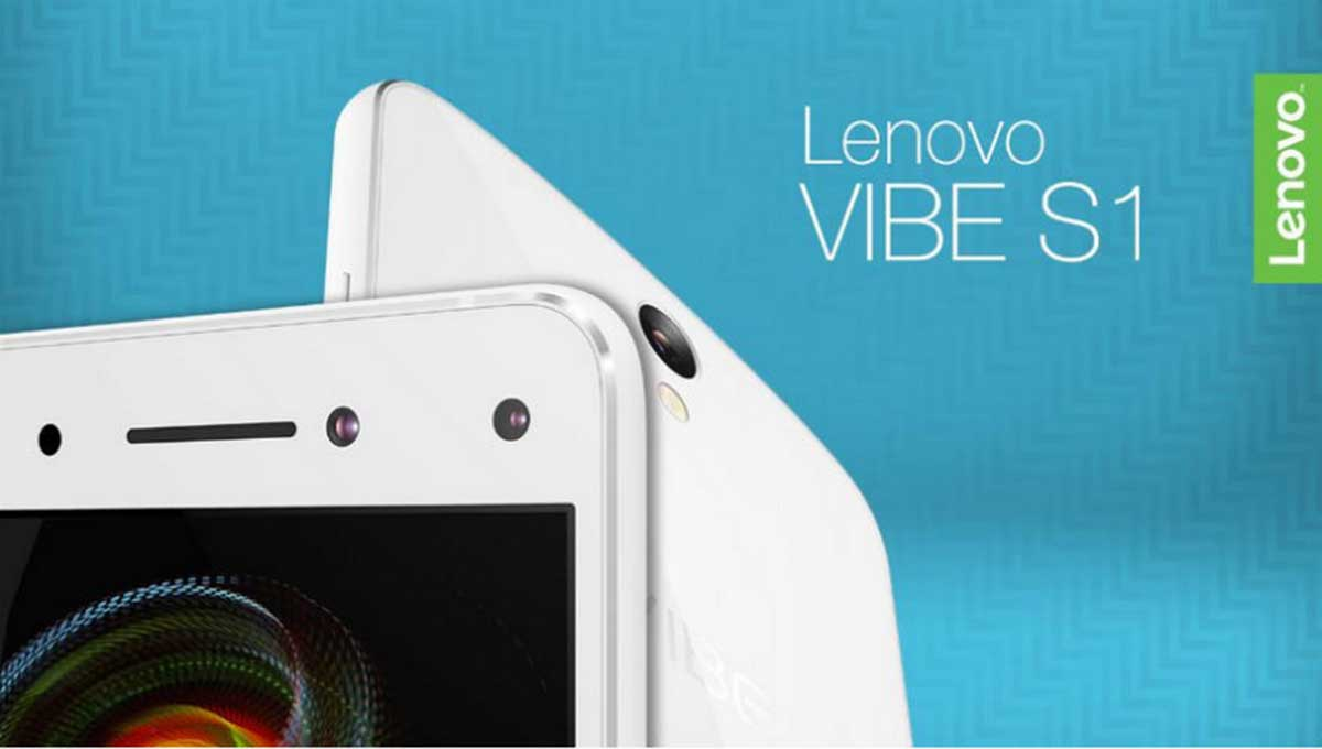 Lenovo Vibe S1 Dual Front Camera Launched In India