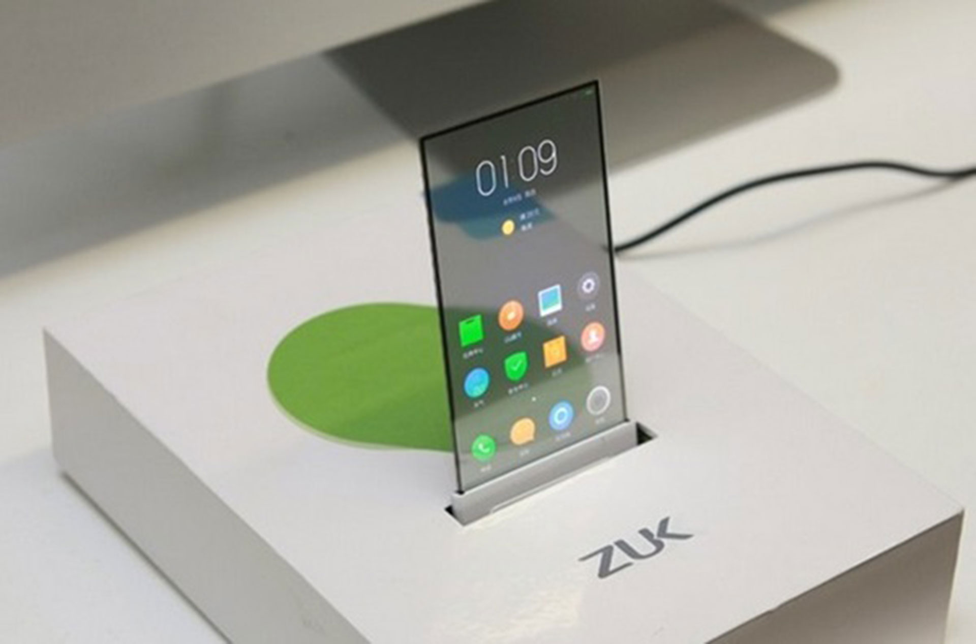 Lenovo ZUK Z2 Coming Out in 2016