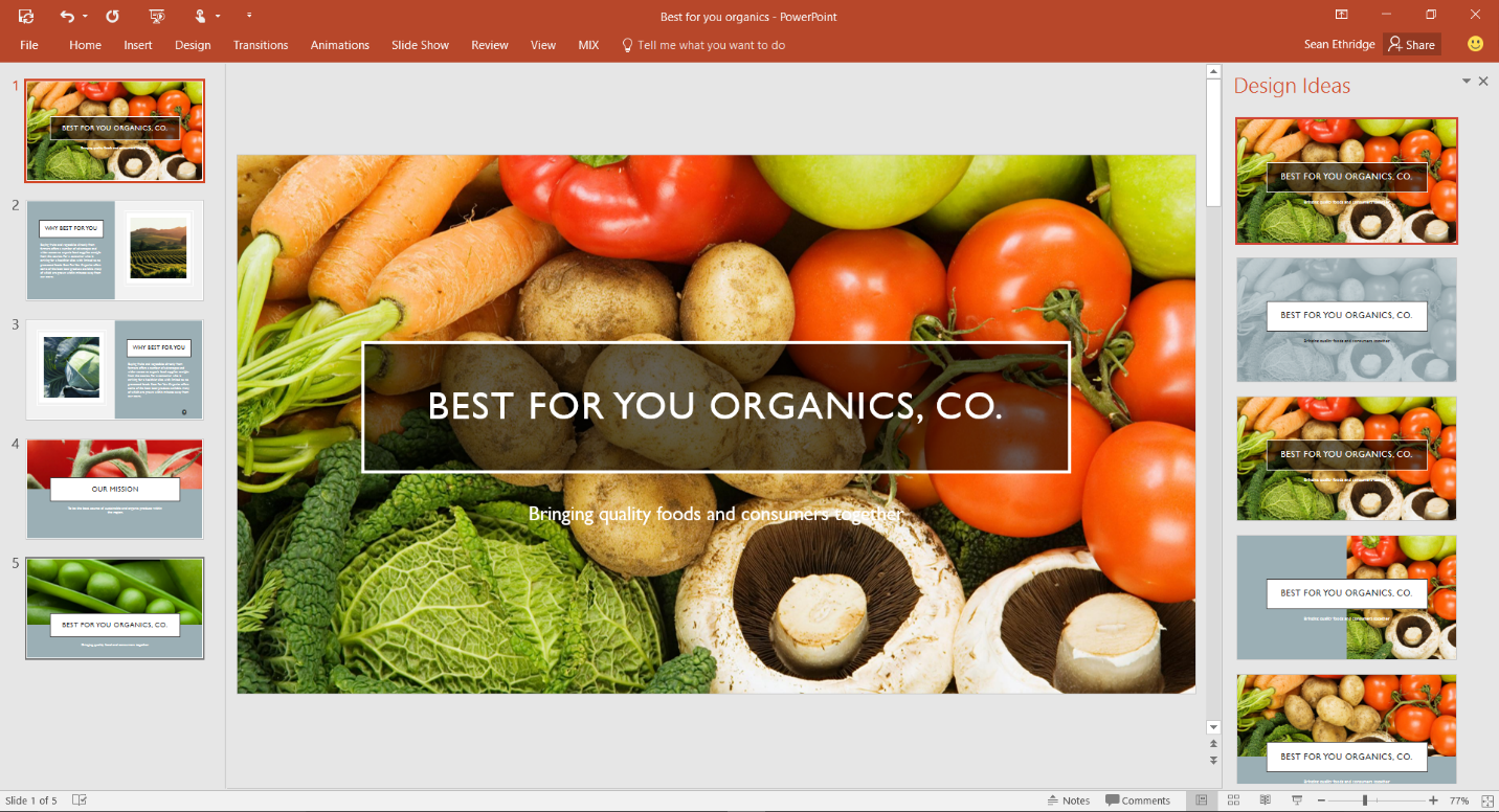 Microsoft's New PowerPoint 2016 Upgrades
