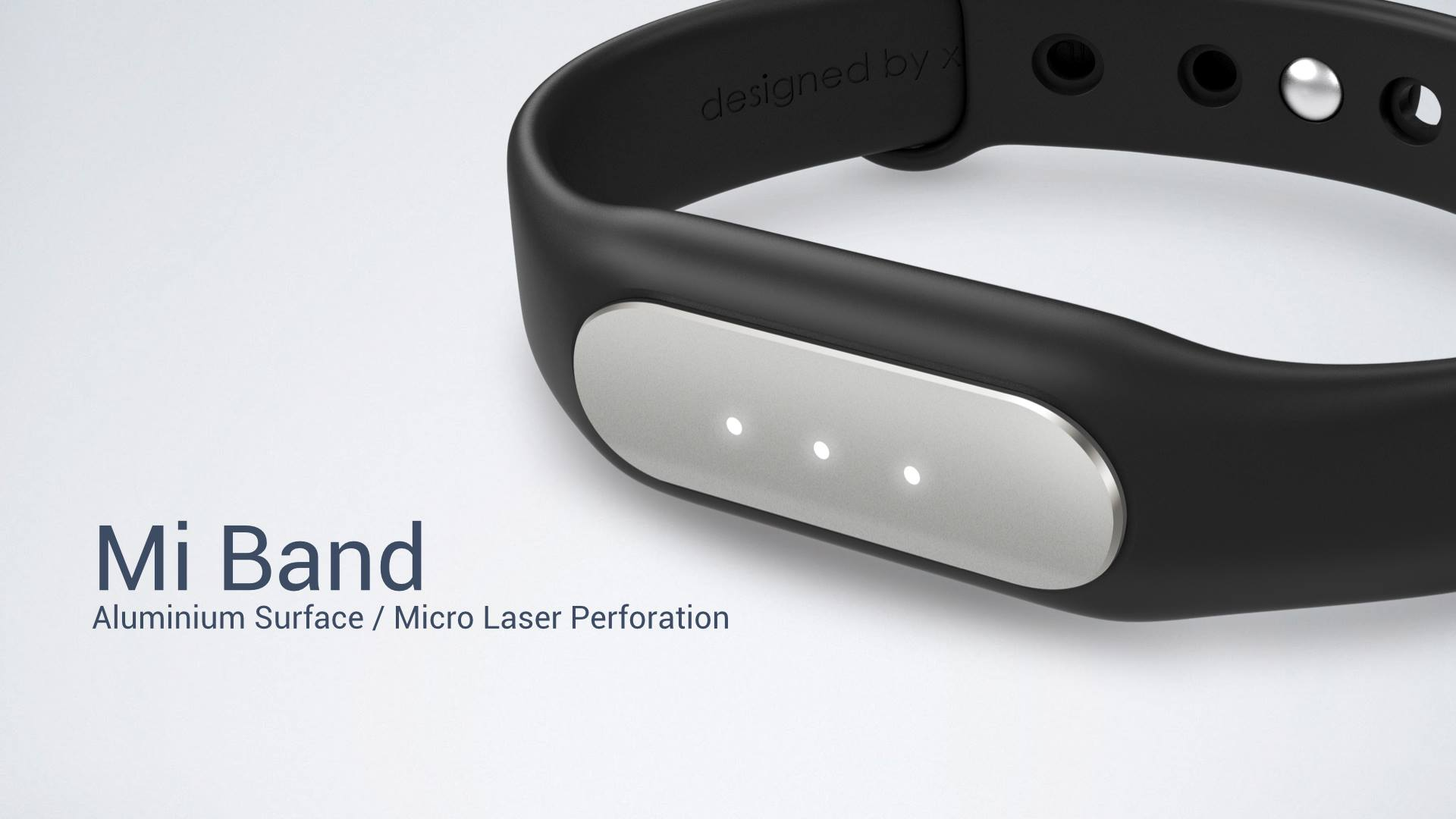Xiaomi Mi Band 1S Fitness Tracker Launched