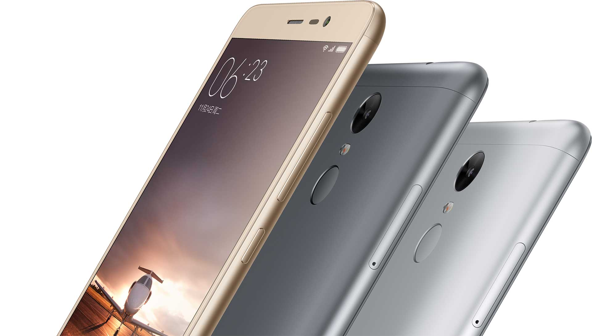 Xiaomi Redmi Note 3 With Full Metal Body Launched