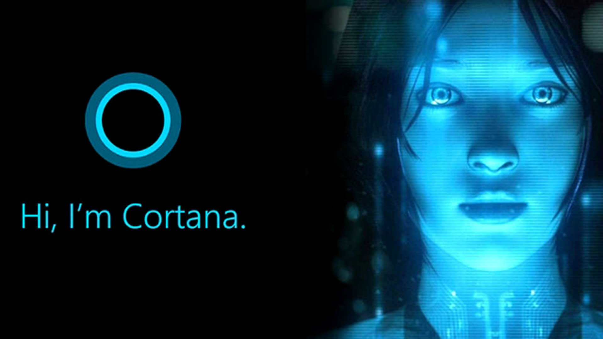 New Microsoft Cortana with Indian Accent