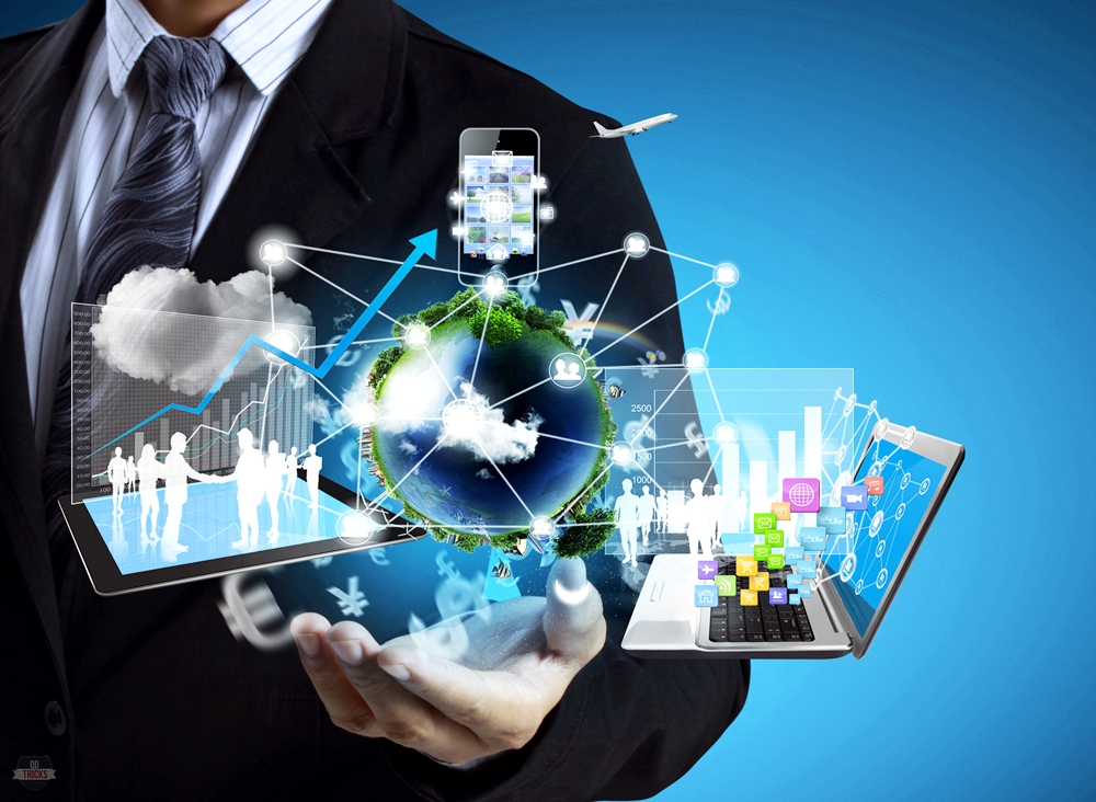 How is communication technology changing in the business landscape?