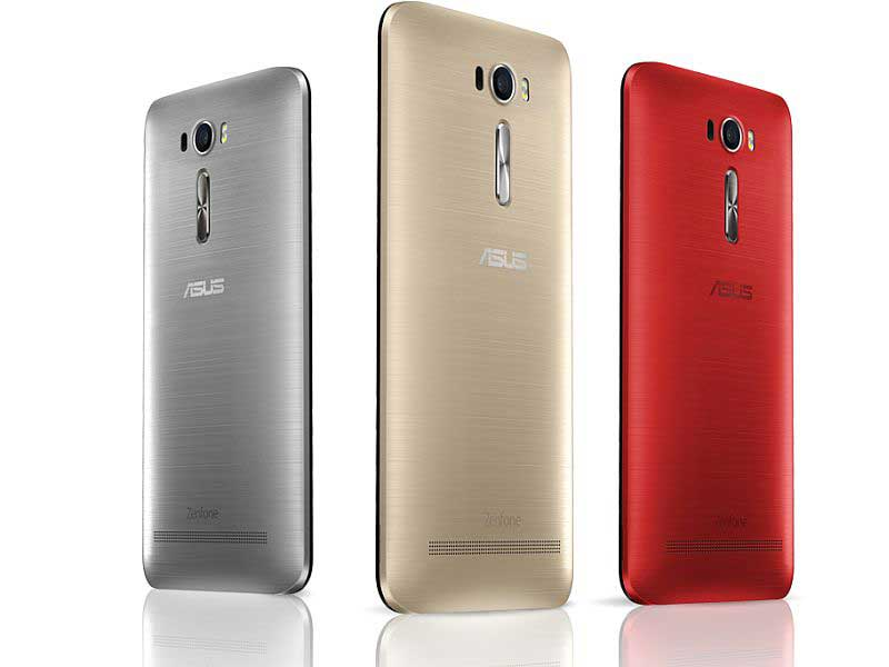 Asus Zenfone 2 Laser ZE601KL Color Options