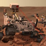 Curiosity Rover Finds Larger Amount of Silica On Mars