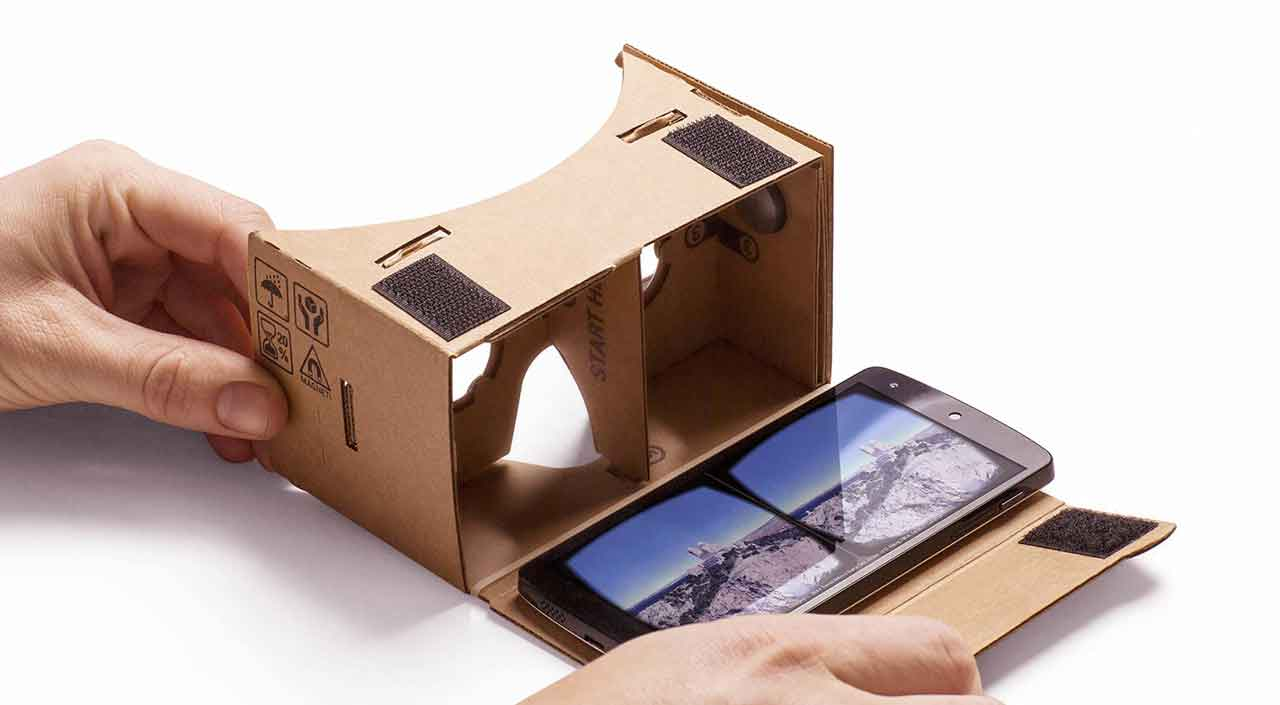 Google's New Cardboard App Creates 3D Virtual Reality Photos