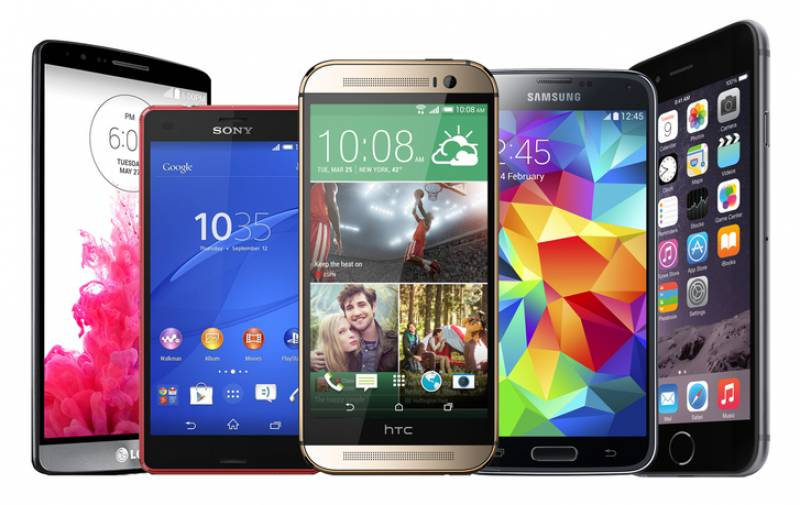 3 Top Selling Mobile Phones in Pakistan: 2015