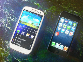 iPhone 5 and Samsung Galaxy S III – Which one is better??