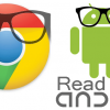 Chrome reader mode in Android