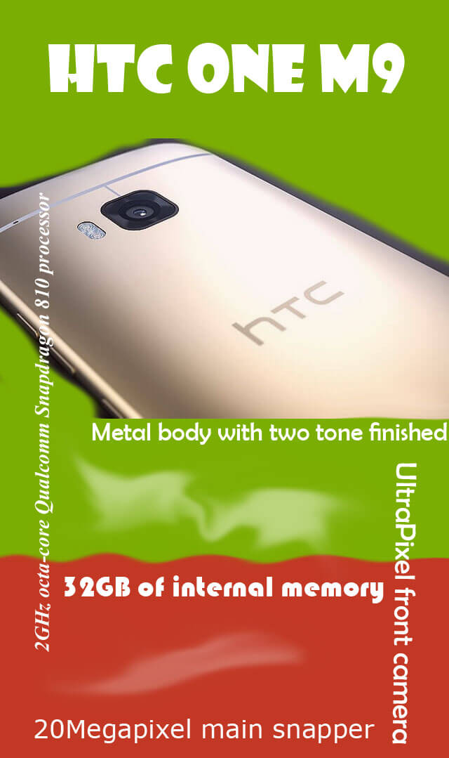 HTC One M9 leaked specifications
