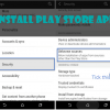 Install Google PlayStore APK latest version on Android