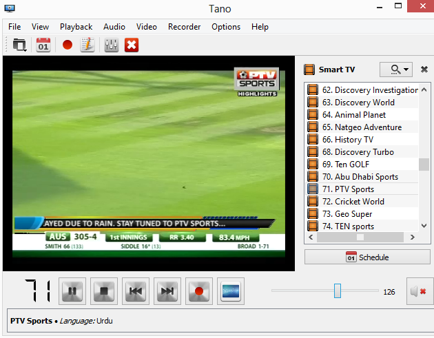How to Watch PTCL Smart TV (IPTV) on VLC Player / Tano