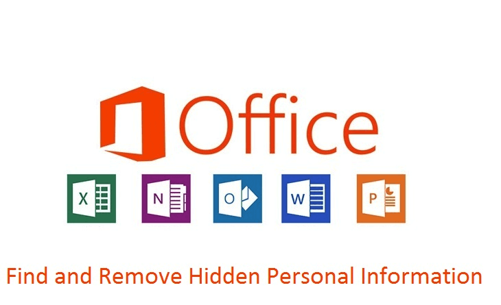 How to Find and Remove Hidden Document Information in Microsoft Office