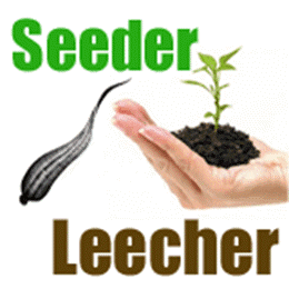 The Difference between Seeder and Leecher