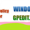 Windows Local Group Policy Editor enable in all editions