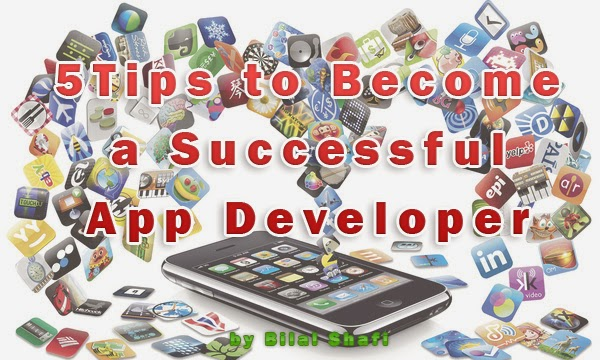5 tips to become a successful app developer (Android, iOS, Blackberry, Windows Phone, …)