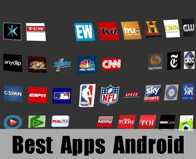 Best Android Apps 2015 Collection