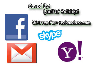Save Your Social Accounts (Facebook, Twitter, Gmail, Yahoo) From Being Hacked