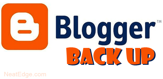 How to Download Complete Backup of Blogger Posts and Templates