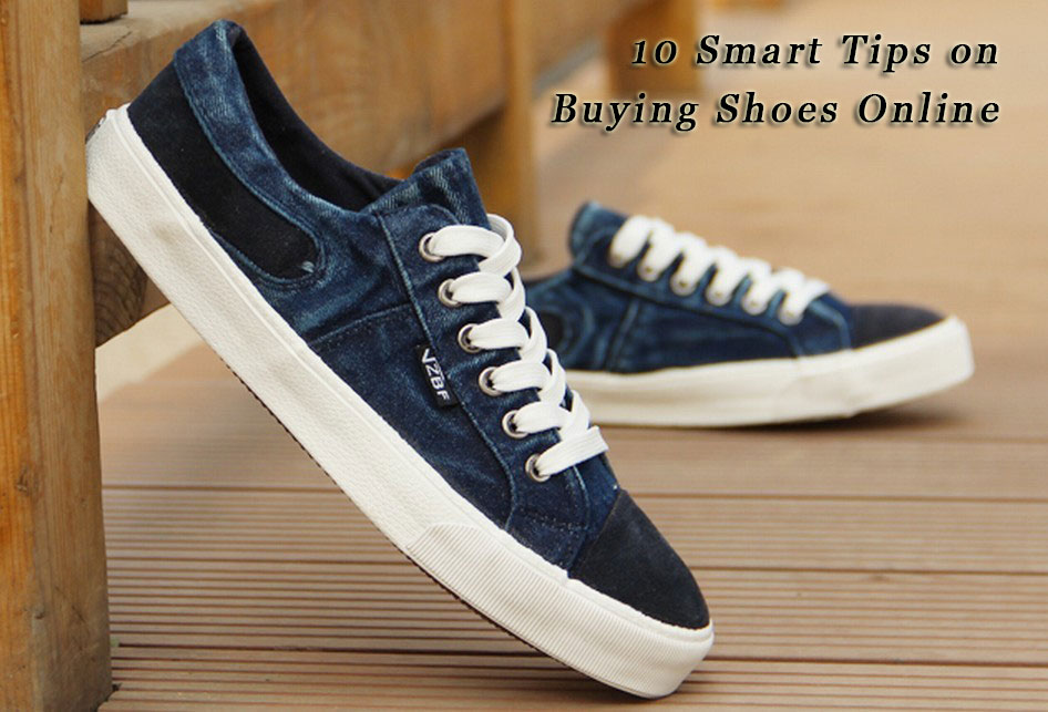 10 Smart Tips to Buy Shoes Online - TechnoDoze