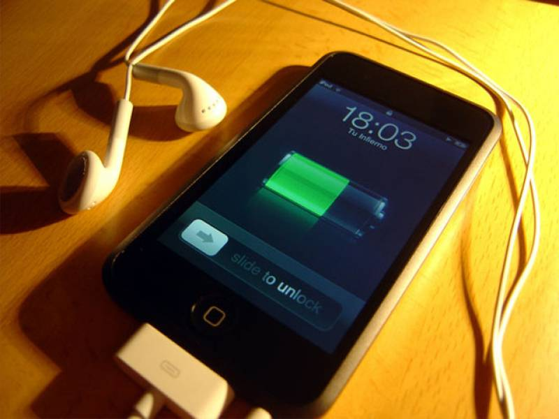 "Charge your mobile battery by your ""Sweat"""