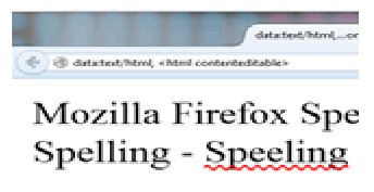 Firefox Spelling Checker Turn ON / OFF as You Type in Browser
