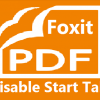 foxit logo disable