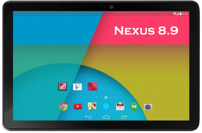 Google Nexus 9 Android Tab – Specifications, Price, Review