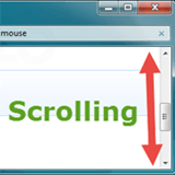 Enable Windows Smooth Scroll for All Programs