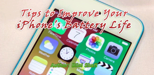 "4 ""Most Working"" Tips to Improve your iPhone's Battery Life (working on iOS 7)"