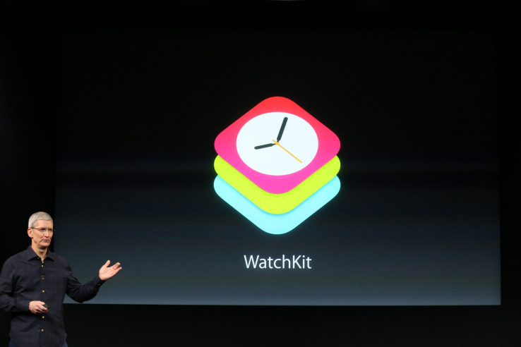 "Apple Watch SDK named ""Watchkit"" to Launch on November 12"
