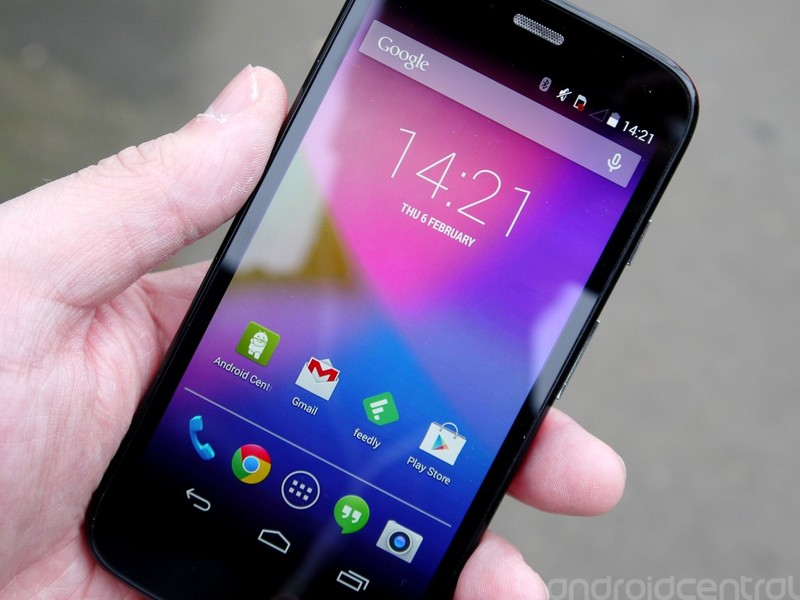 Motorola Moto G2 – Leaked to Release in Dec 2014