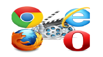 Play Media Files (Video, Audio, Photos) in Browser (Chrome, Firefox Opera)