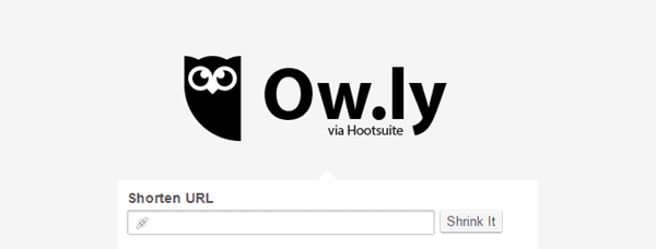 owly long links shortener