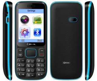 Q Mobile E440 – Dual SIM, Smart Camera, GPRS