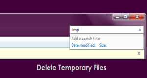 How to Bulk Delete Temporary Junk Files