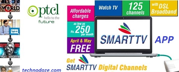 How to setup PTCL Smart TV app for WiFi connection (IPTV over WiFi)