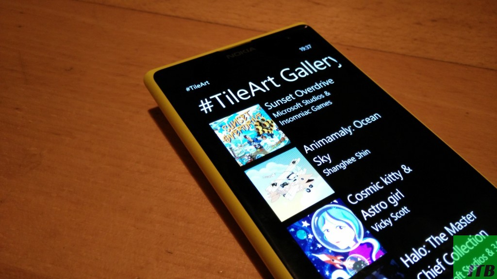 #TILEART: An app to make your windows phone look stunning