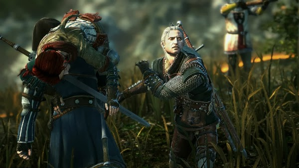 The Witcher 2 PC Game
